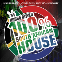 House Afrika Presents 100% South African House Vol. 1