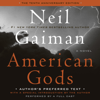 Neil Gaiman - American Gods: The Tenth Anniversary Edition  artwork