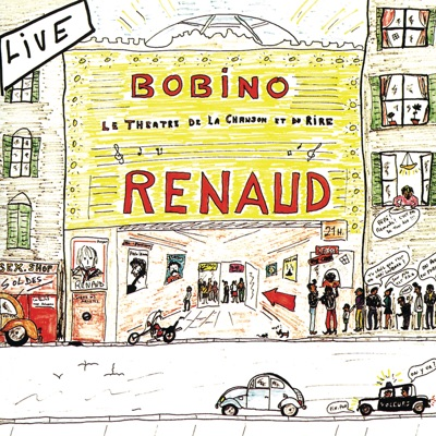 Renaud à Bobino - Renaud