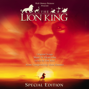Various Artists - The Lion King (Special Edition) [Original Soundtrack]