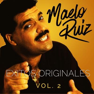 Éxitos Originales, Vol. 2 - Maelo Ruiz