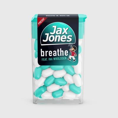 Breathe (feat. Ina Wroldsen) - Jax Jones song