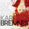 Kari Bremnes - E Du Nord artwork