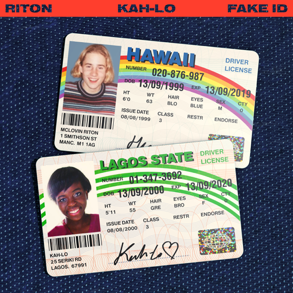 Id Single - Apple Music Kah-lo Riton By On amp; ‎fake