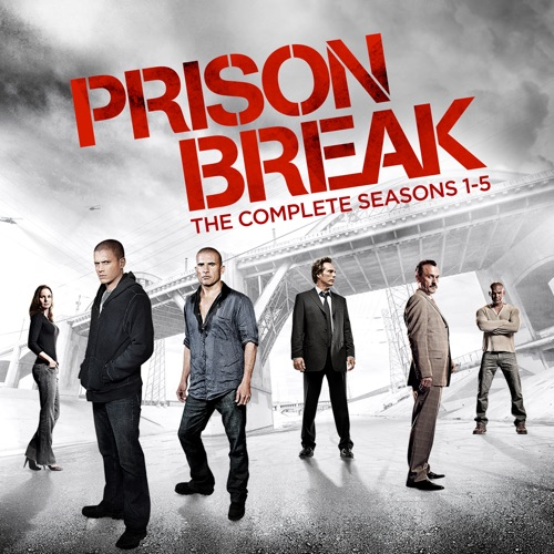 Prison Break, The Complete Series image