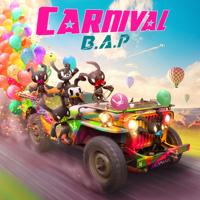 B.A.P - Carnival - EP artwork