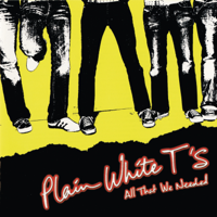 Plain White T's - All That We Needed artwork