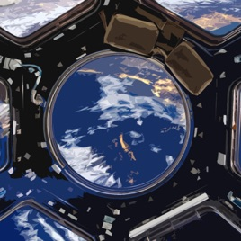 International Space Station - Single by Alfredo Vilar
