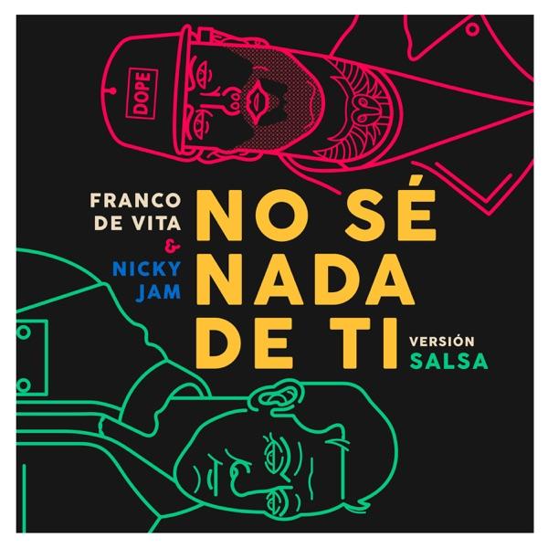 No Sé Nada de Ti (Versión Salsa) - Single