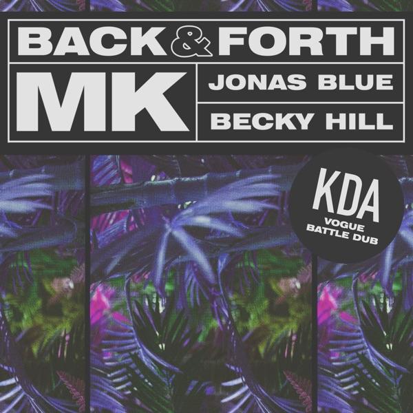 Back & Forth (Kda Vogue Battle Dub) - Single