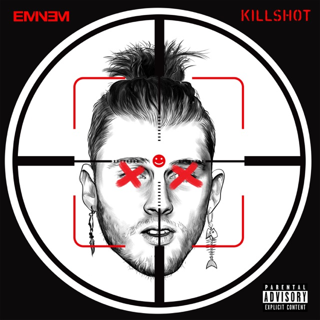 Killshot - Single Album Cover