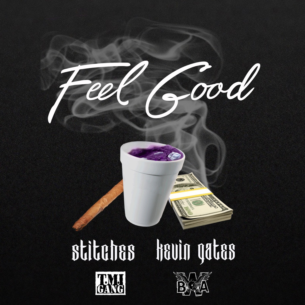 Feel Good Album Cover by Stitches