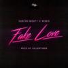 Starboy - Fake Love (feat. Duncan Mighty & Wizkid) artwork