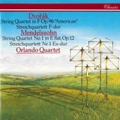 Orlando Quartet - Mendelssohn: String Quartet No.1 In E Flat, Op.12, MWV R 25 - 3. Andante espressivo