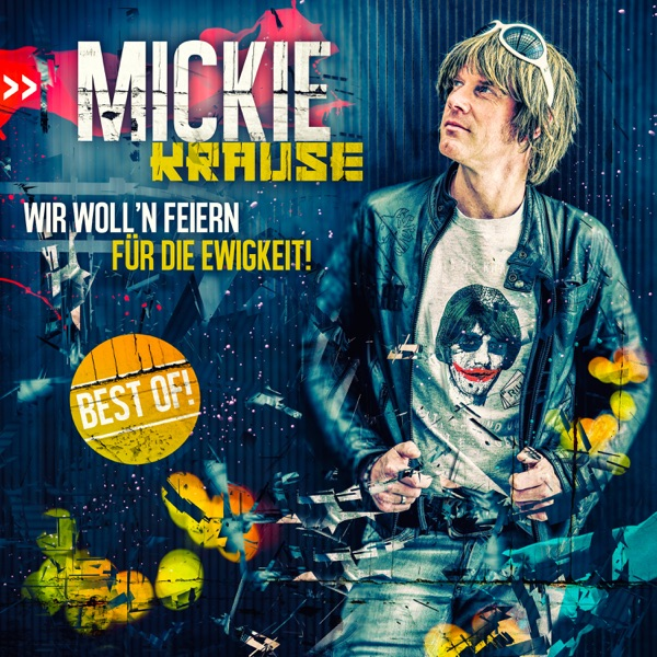 Mickie Krause mit Finger im Po Mexiko