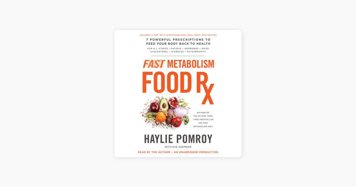 Fast Metabolism Food Rx: 7 Powerful Prescriptions To Feed Your ... Holidays and events <b>Holidays and events.</b> Fast Metabolism Food Rx: 7 Powerful Prescriptions to Feed Your ....</p>