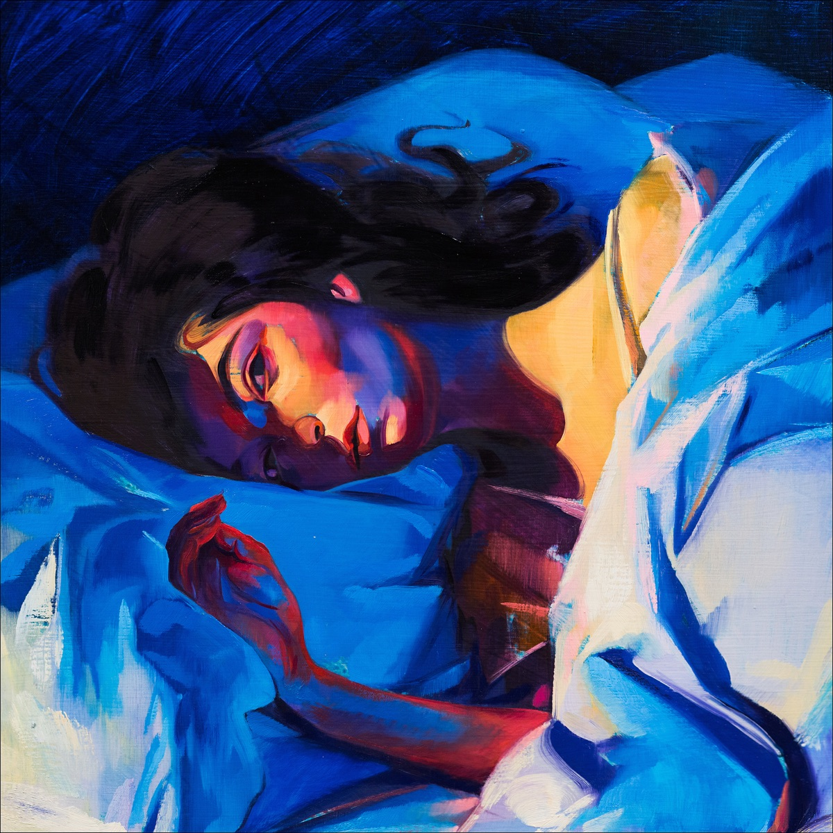 Melodrama Lorde CD cover