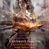 Clockwork Princess (Unabridged)