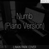Myuu - Numb (Piano Version) artwork