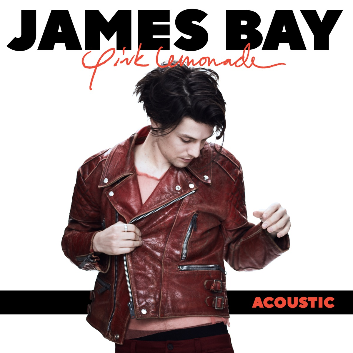 Pink Lemonade Acoustic - Single James Bay CD cover