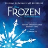 Dangerous to Dream - Caissie Levy & Original Broadway Cast of Frozen Cover Art