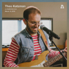 Theo Katzman - Theo Katzman on Audiotree Live - EP artwork