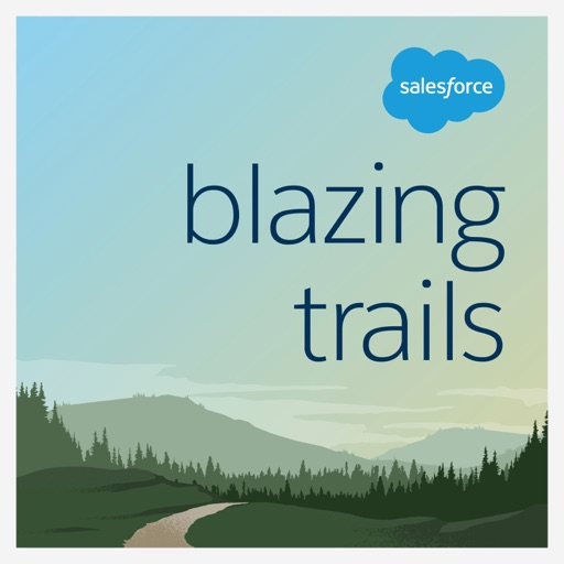 Cover image of Blazing Trails