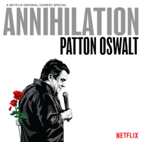 Patton Oswalt - Annihilation artwork