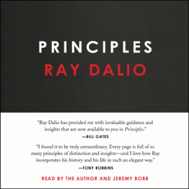 Principles: Life and Work (Unabridged) audiobook