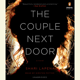 The Couple Next Door: A Novel (Unabridged) audiobook