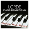 Magical Piano Player - Everybody Wants to Rule the World