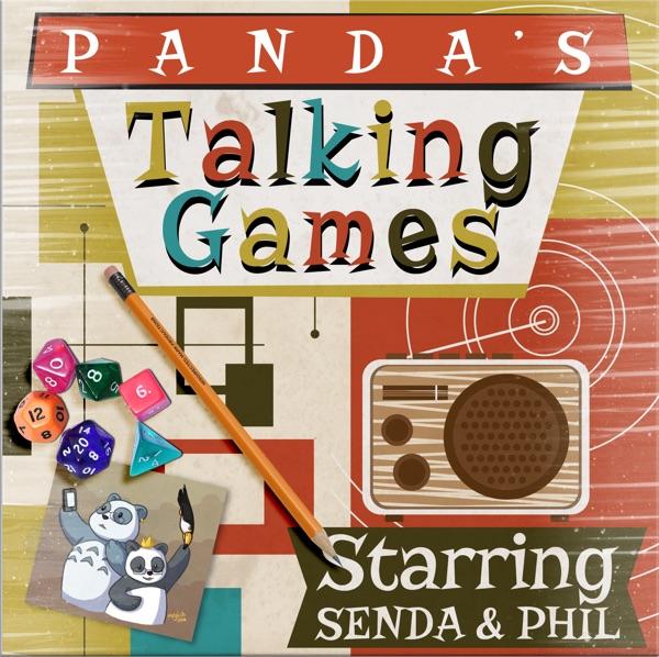 Panda's Talking Games