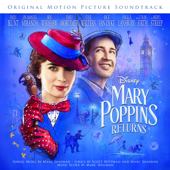 A Cover Is Not The Book-Emily Blunt, Lin-Manuel Miranda & Company - Mary Poppins Returns