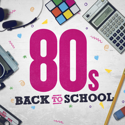 80s Back to School