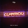 Mut4y - Commando (feat. Wizkid & Ceeza Milli) artwork