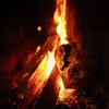 Evening Fire - Fireplace Sounds