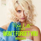 Won't Forget You (Remixes) [feat. Stylo G] - Single
