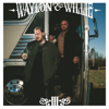 Jelly Roll & Struggle Jennings - Waylon & Willie III  artwork
