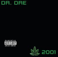 Dr. Dre - 2001 artwork