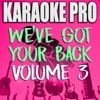 Karaoke Pro - Always Remember Us This Way (from a Star Is Born) (Originally Performed by Lady Gaga)