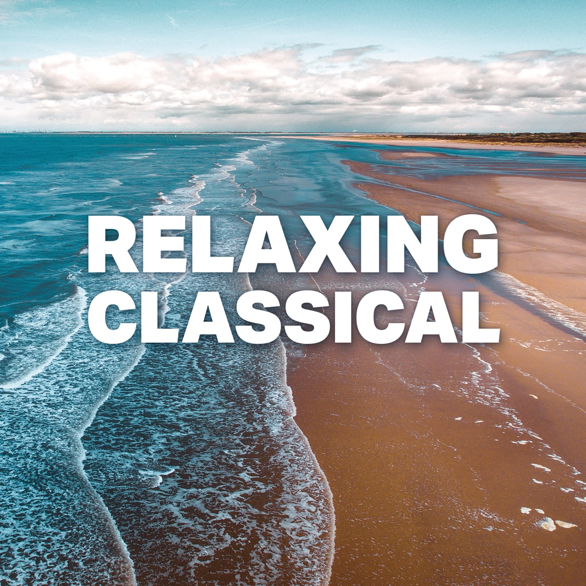 Relaxing Classical Various Artists CD cover