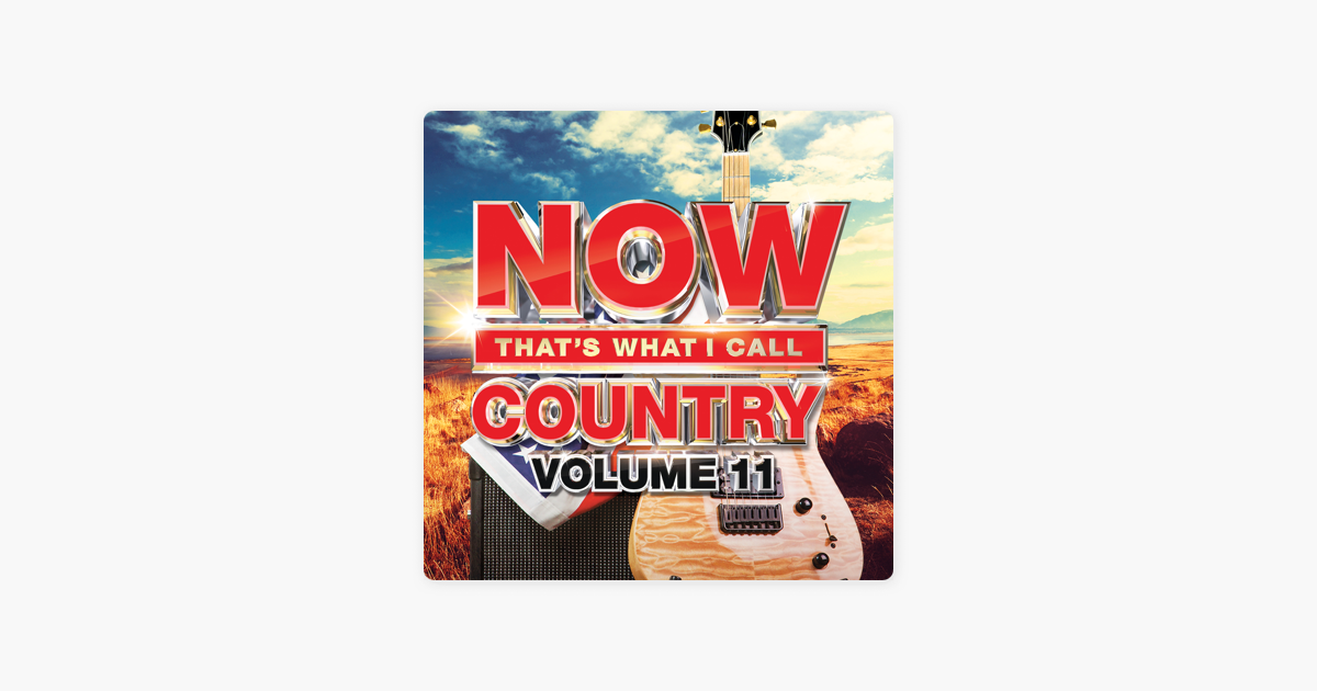now thats what i call country volume 7 songs
