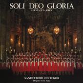 Soli Deo Gloria (alene med Gud)