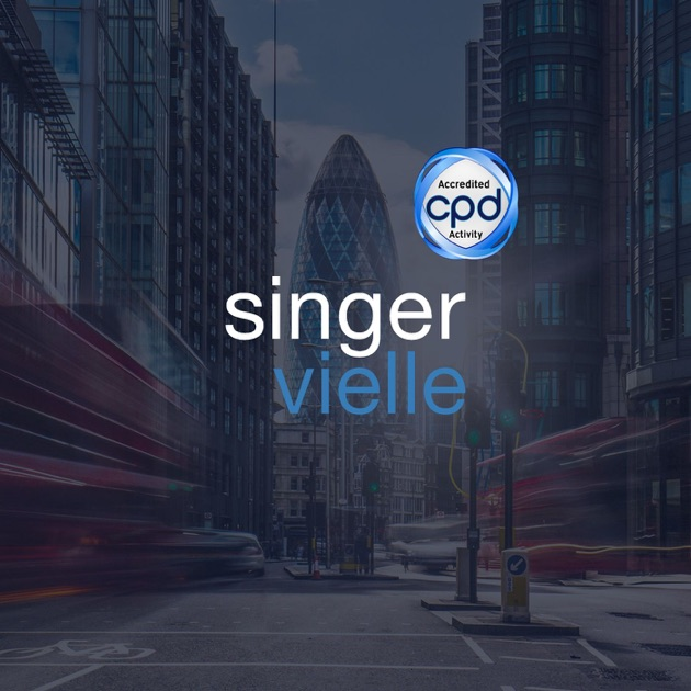 Singer Vielle CPD Accredited Podcasts