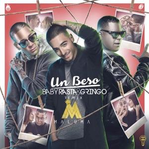 Un Beso (Remix) [feat. Maluma)] - Single Mp3 Download