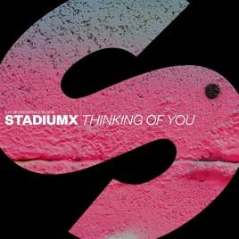stadiumxの thinking of you single をapple musicで