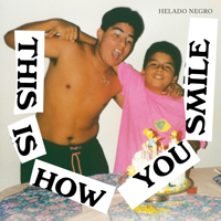 Helado Negro - This Is How You Smile artwork