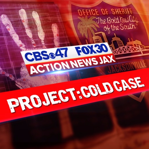 Cover image of Project Cold Case