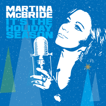 Martina McBride It's the Holiday Season music review
