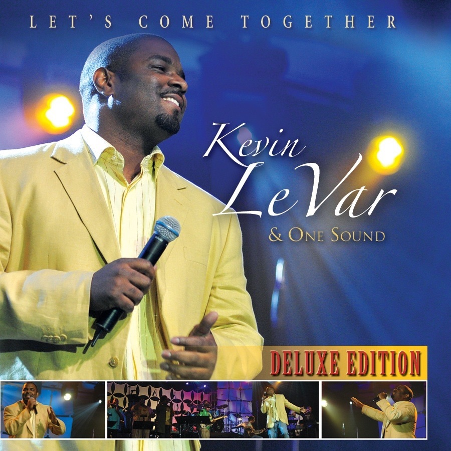 Lets Come Together Deluxe Edition Kevin LeVar  One Sound CD cover